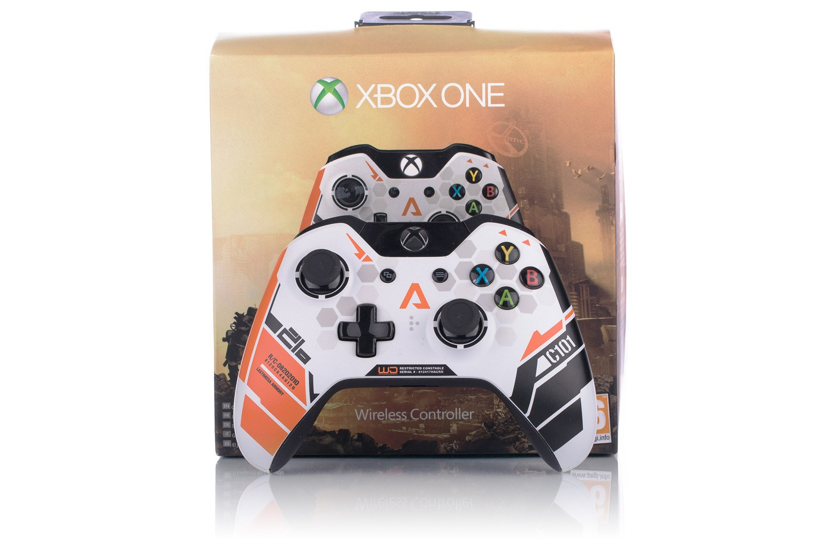 Xbox One Titanfall Edition Console Microsoft Xbox One Wir...