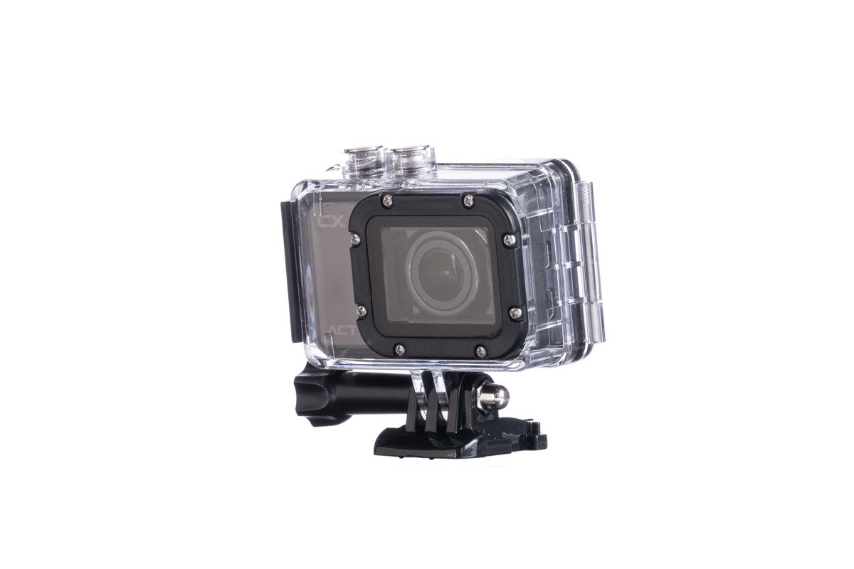 Activeon CX Action Camera Grade Onyx Black Grade B Replacement Box