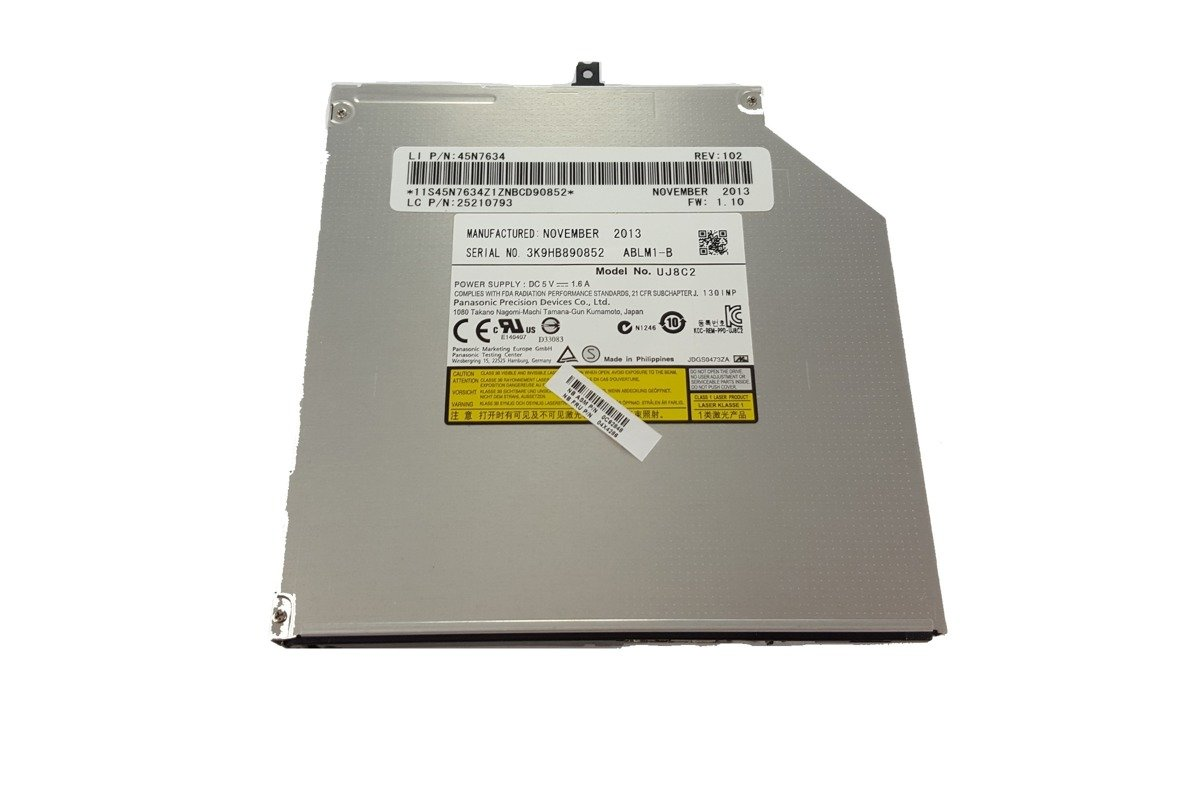 Burner drive Panasonic UJ8B2 UJ8C2 For Dell ASUS HP