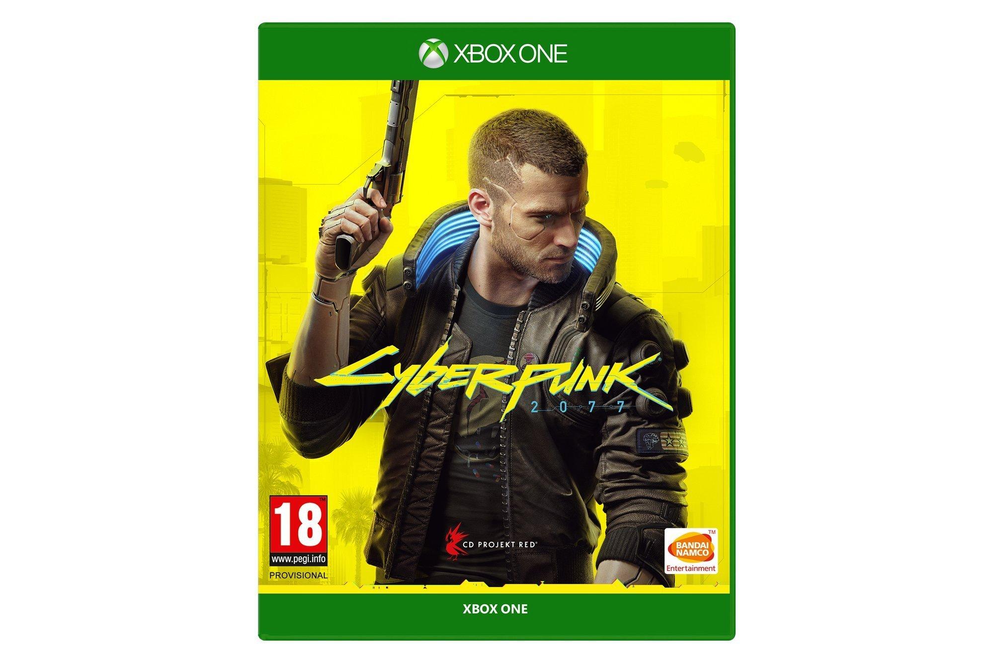 Cyberpunk 2077 - Xbox One / Series X - New Box