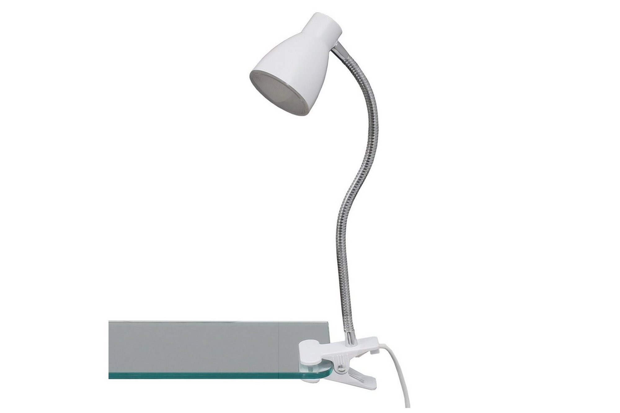 Lamp with clip LED Superline Briloner 1-point 2615-016P