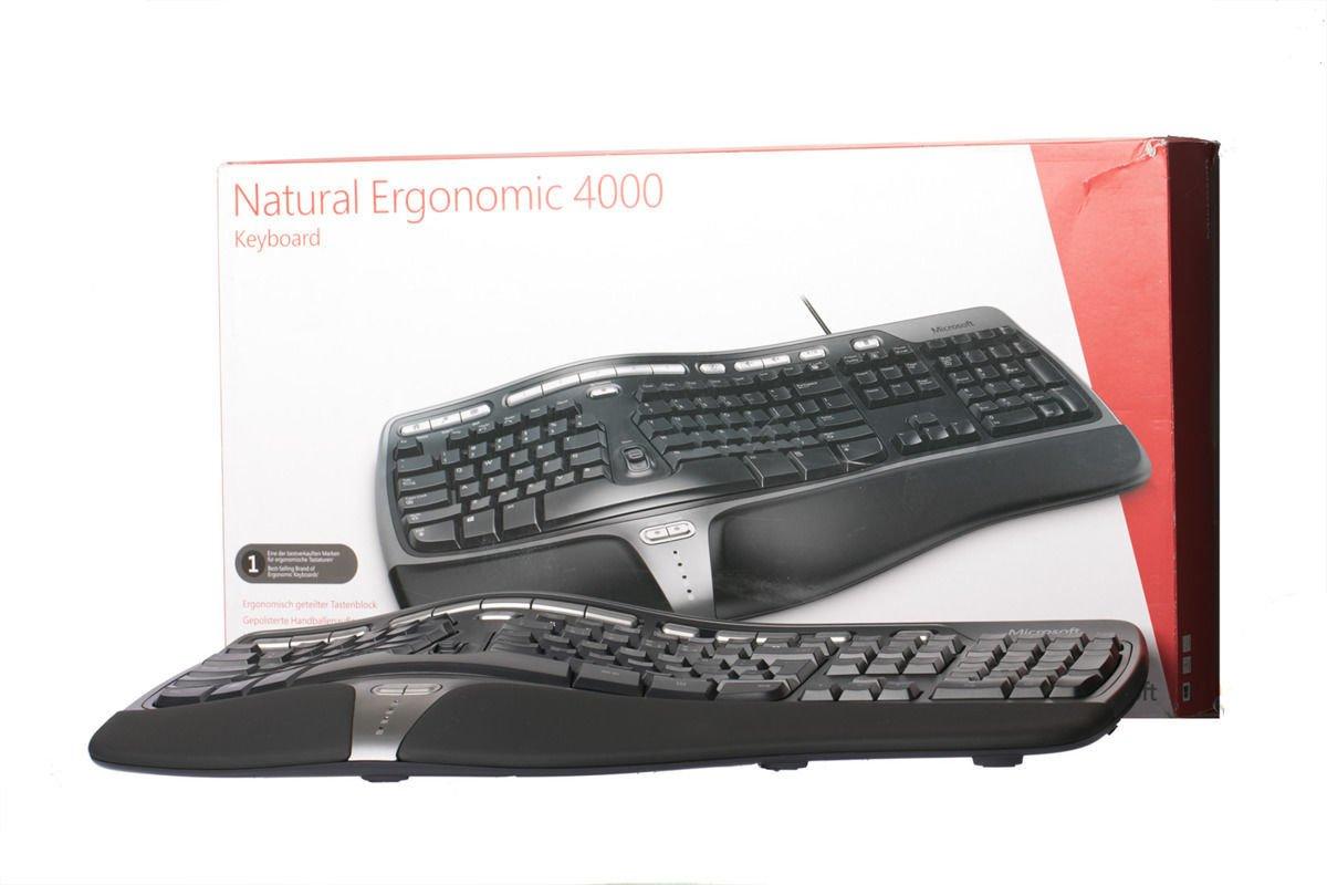 Microsoft Natural Ergonomic  Keyboard 4000 (German / Deutsch)