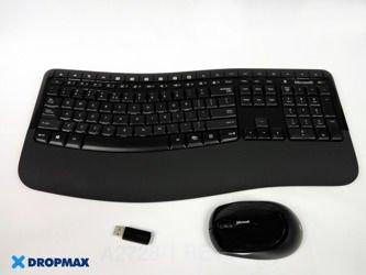 Microsoft Wireless Comfort Desktop 5000  (UK104 / American