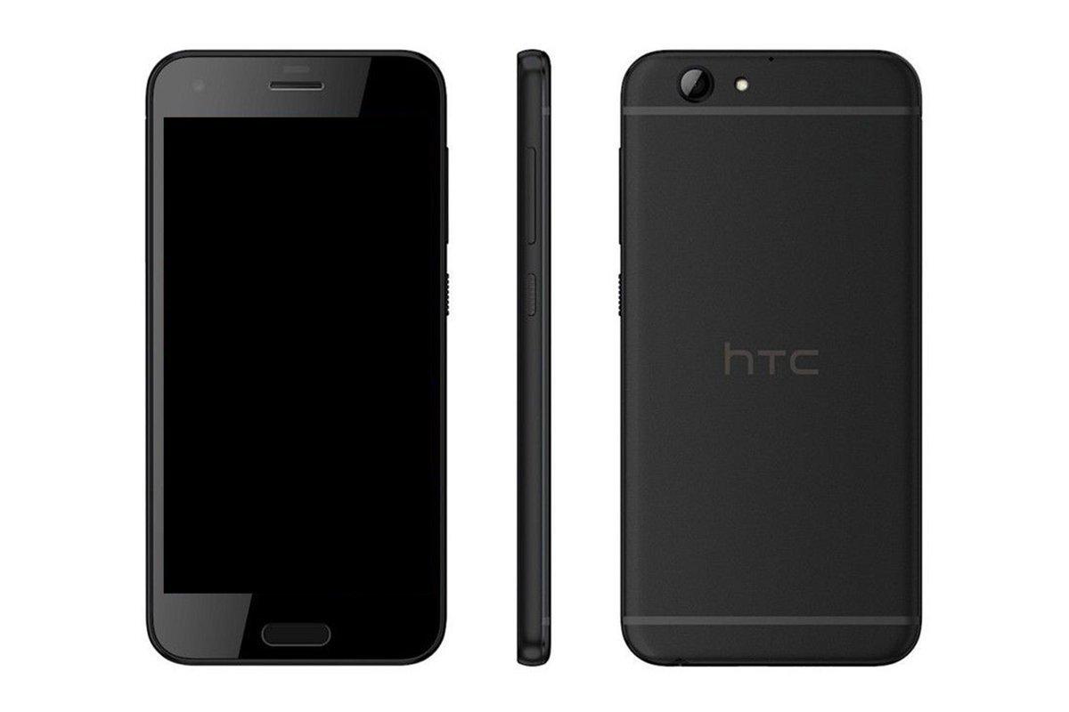 Smartphone HTC One A9s Cast Iron 32GB 3GB NFC 4G