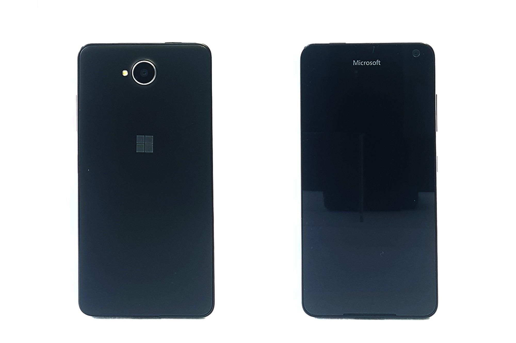 Smartphone Microsoft Lumia 650 Black RM-1152 Damaged