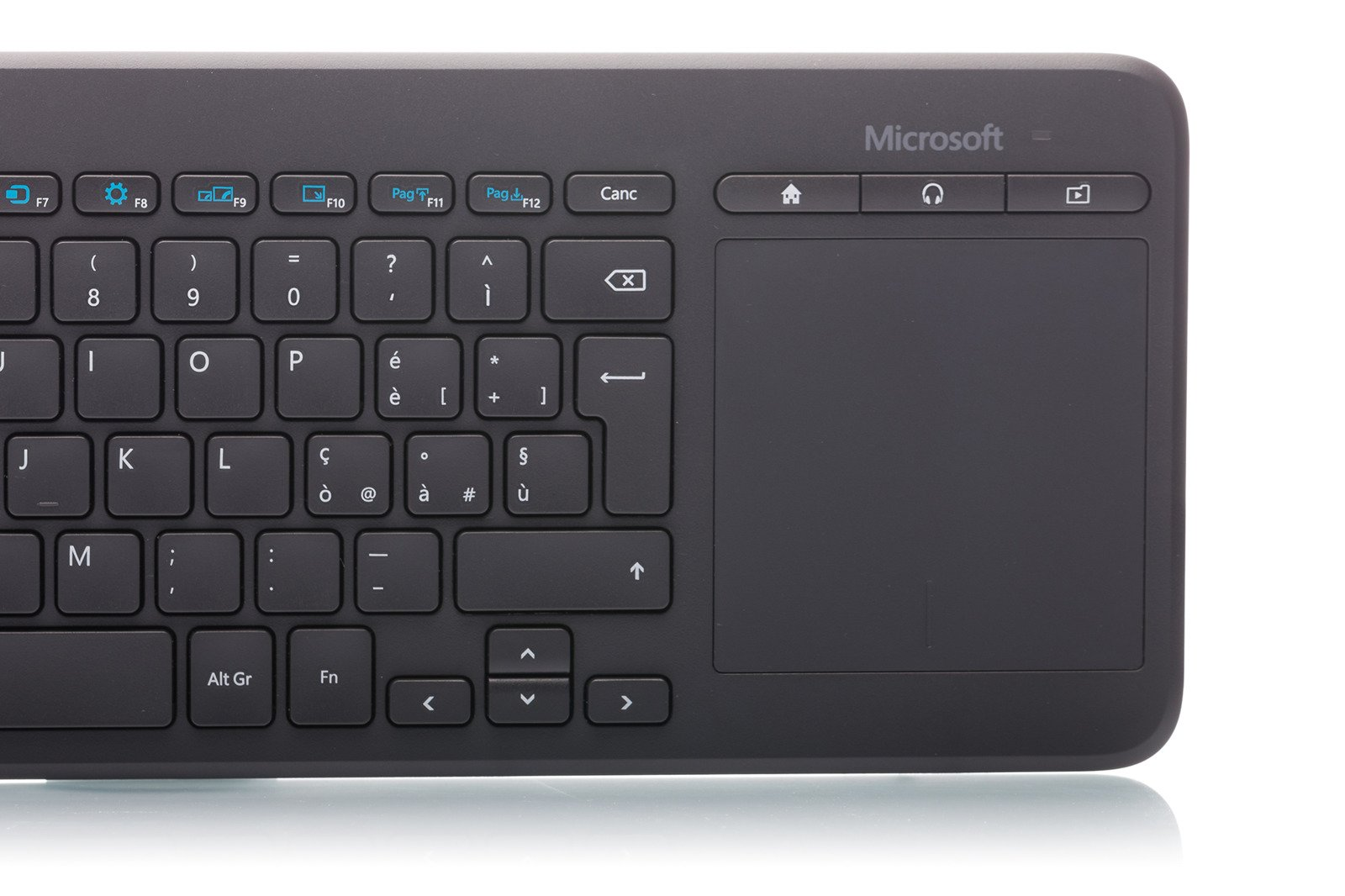 microsoft all in one media keyboard manual