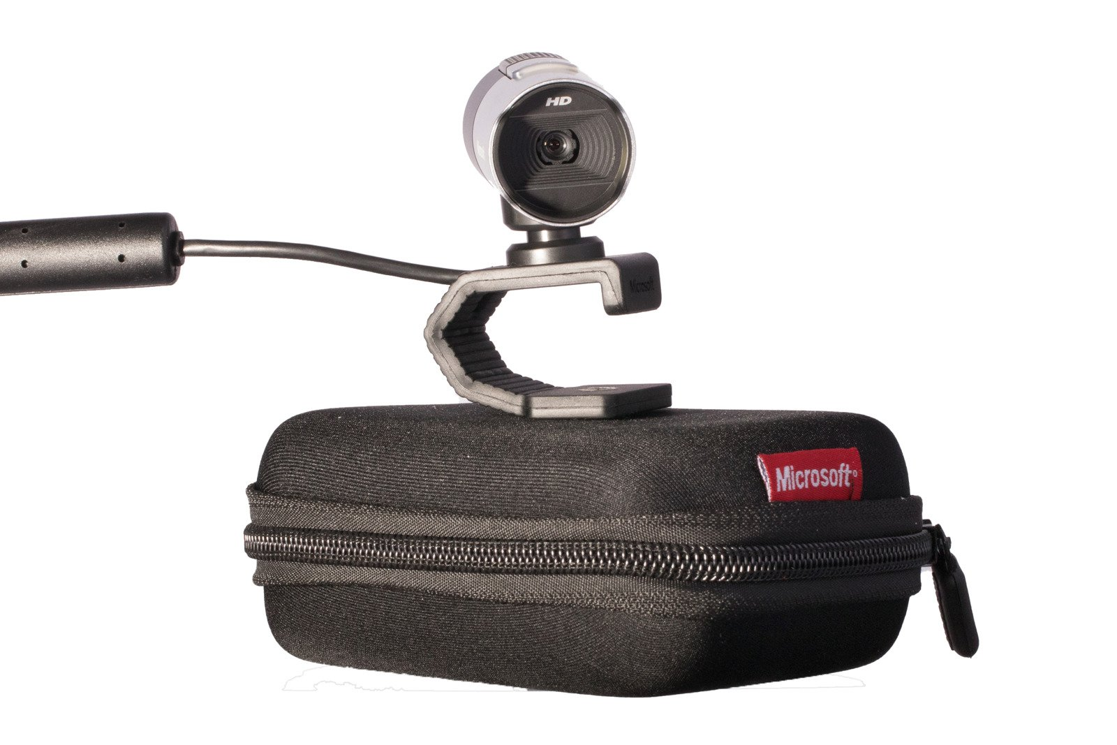 microsoft lifecam studio for business webcam audio hi speed usb 5wh