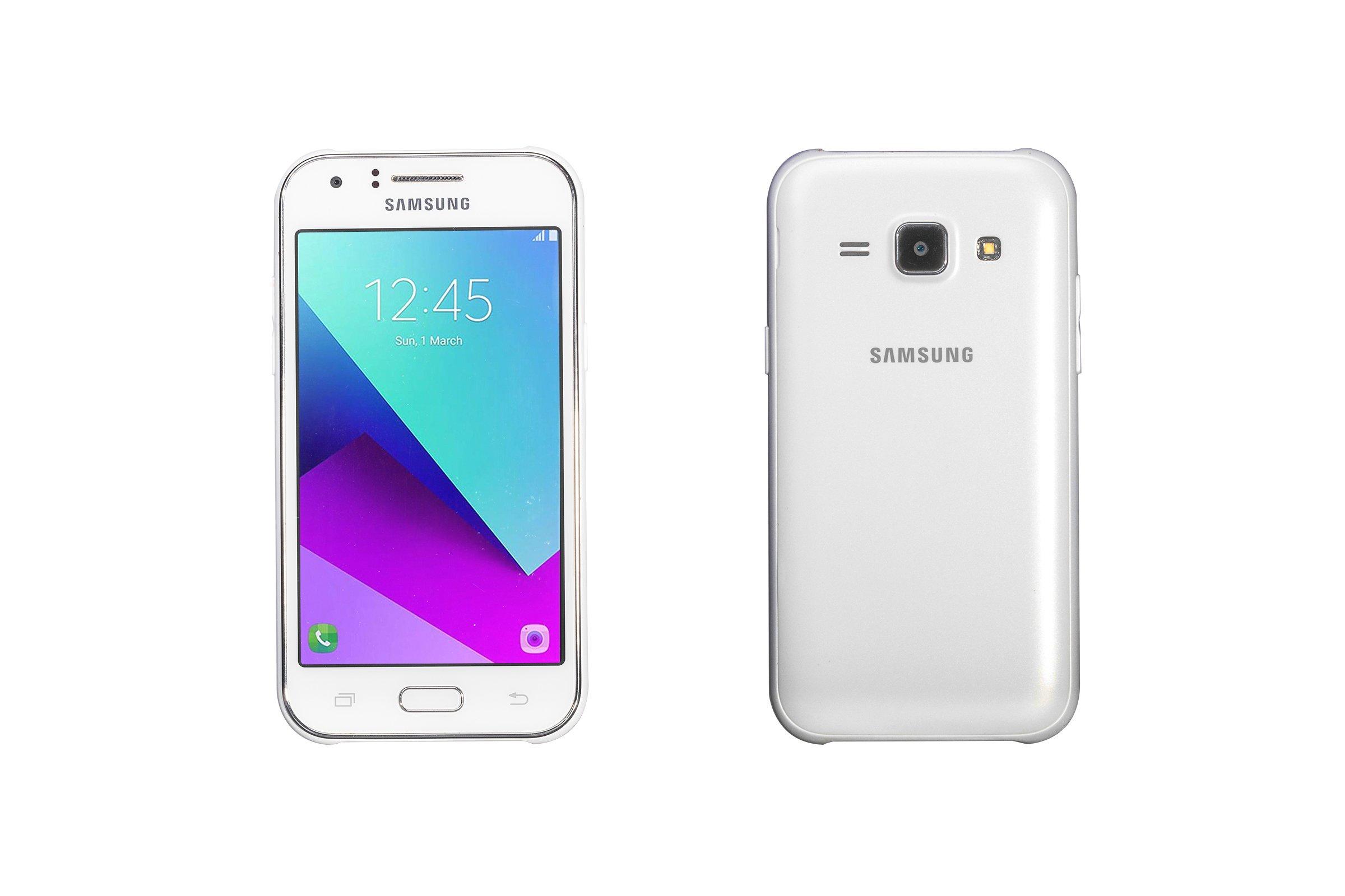 Samsung Galaxy J1 White Sm J100f Grade B Replacement Box Mobiles J100 4 Gb