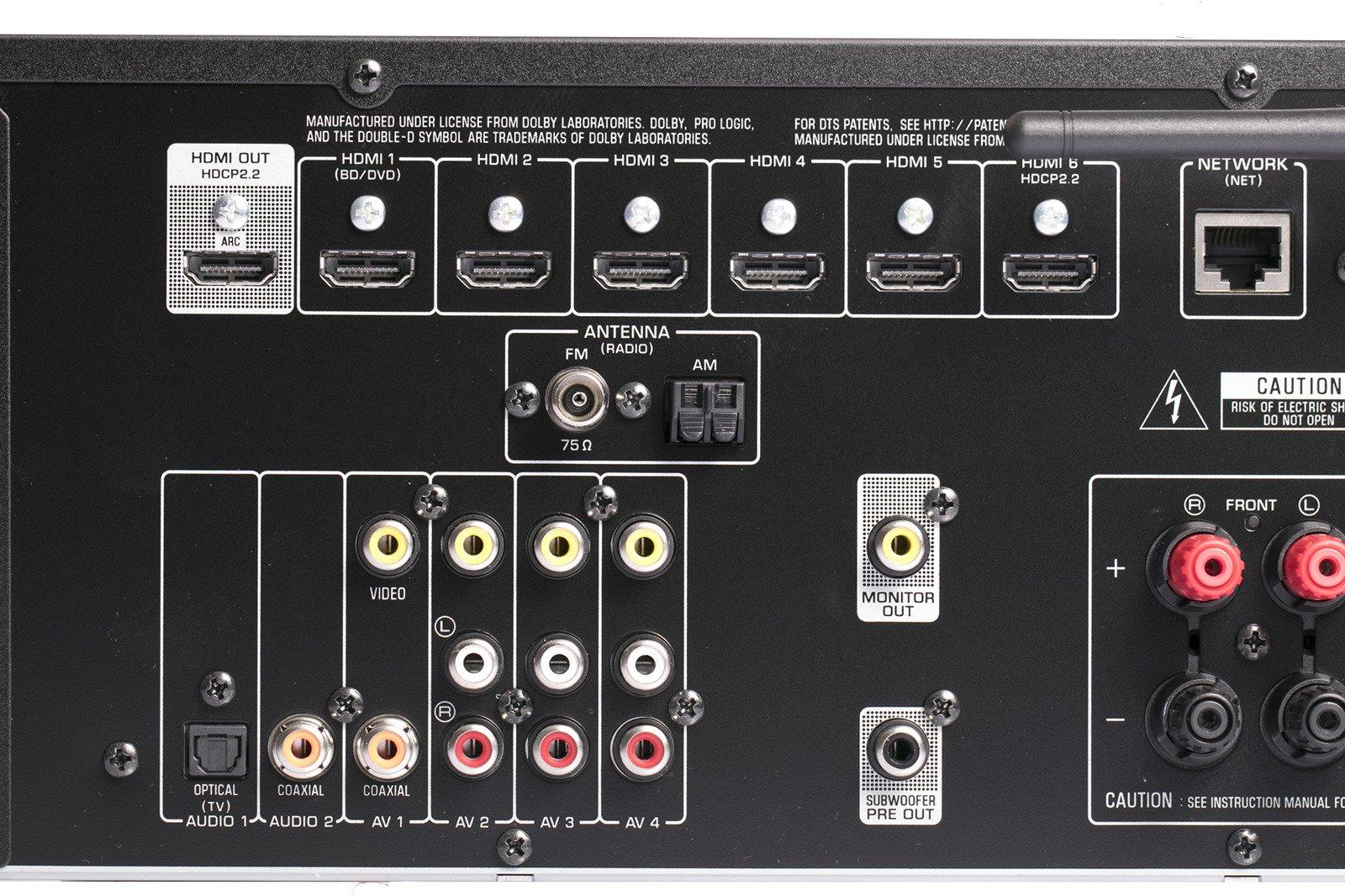 Yamaha Htr 4068 Rx V479