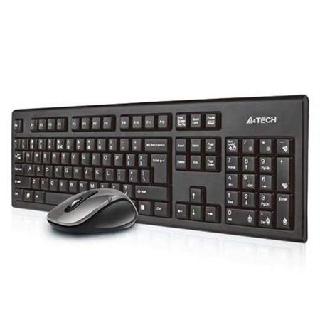 A4 Tech Padless 7100 Wireless Desktop Keyboard & Mouse