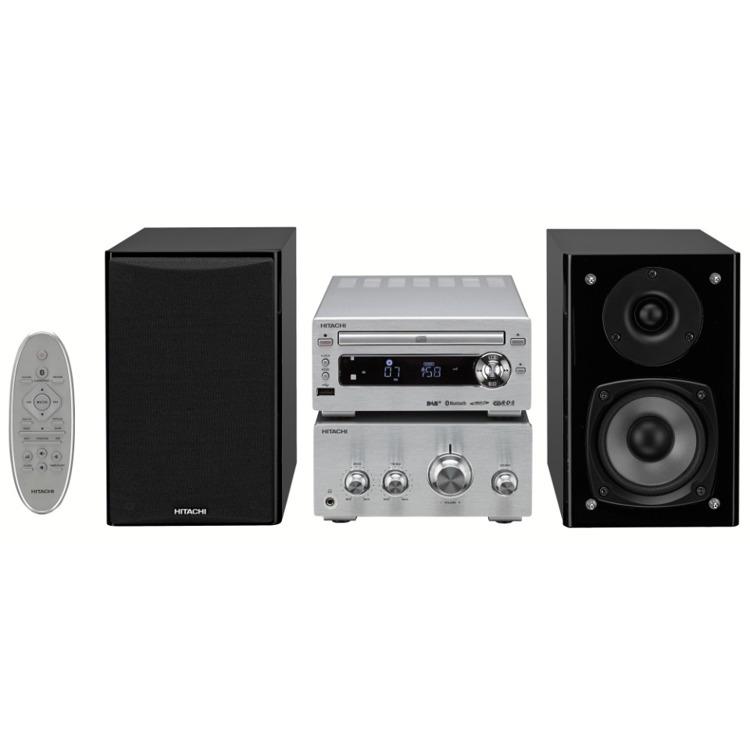 Hitachi Micro Hi-Fi AXM139E Bluetooth system