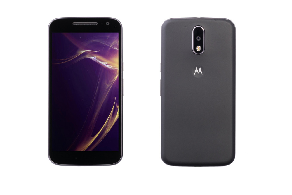 Lenovo Motorola Moto G4 16GB Black XT1622 Grade C