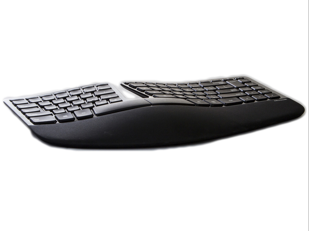 Microsoft Sculpt Ergonomic Desktop (UK104 / British)