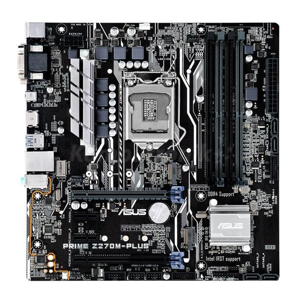 Motherboard ASUS Prime Z270M Plus DDR4 LGA1151