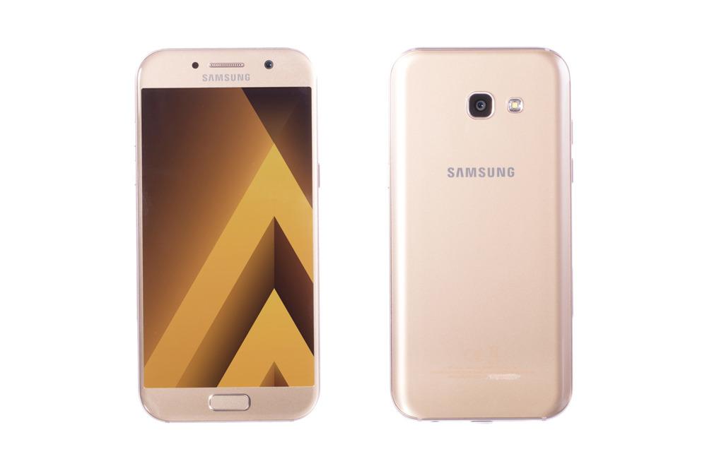 Samsung Galaxy A5 (2017) Gold Sand 16GB SM-A520F Grade B replacement box
