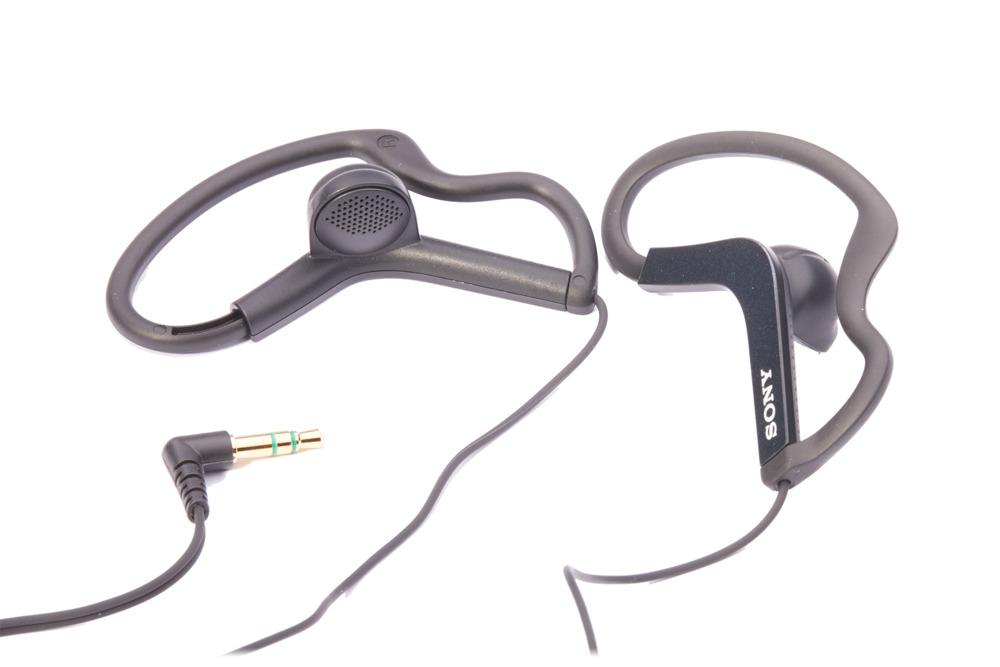 Sony MDR-AS200AP Headphones Black Grade B