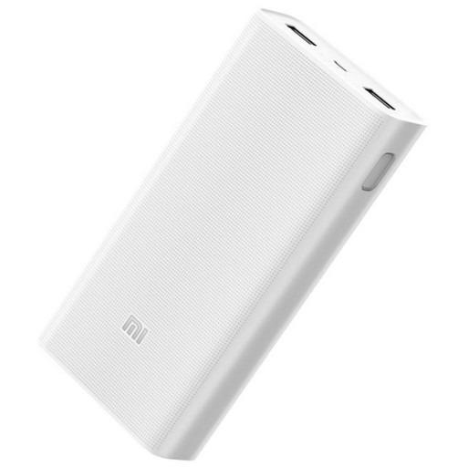 New Xiaomi Mi 20000mAh PowerBank 2gen Quick Charge 3.0 USB PLM05ZM