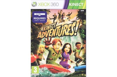 Kinect Adventures! 20 games Xbox 360