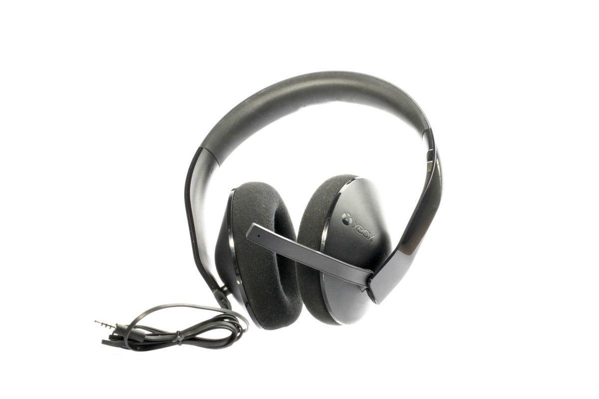 Słuchawki Mikrofon Xbox One Stereo Headset