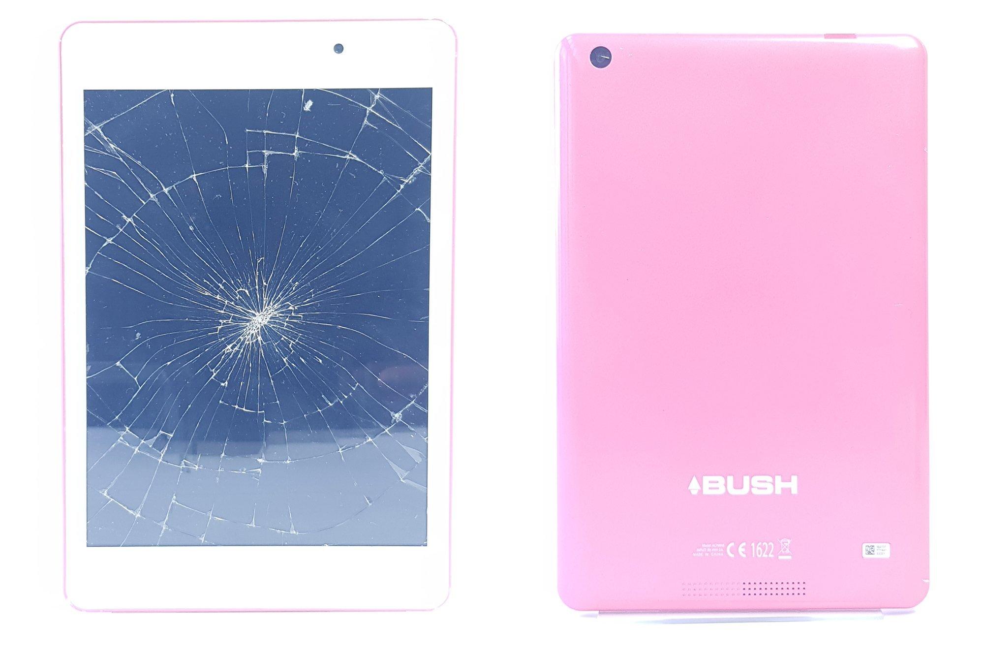 "Tablet Bush MyTablet 7"" Różowy Uszkodzony"