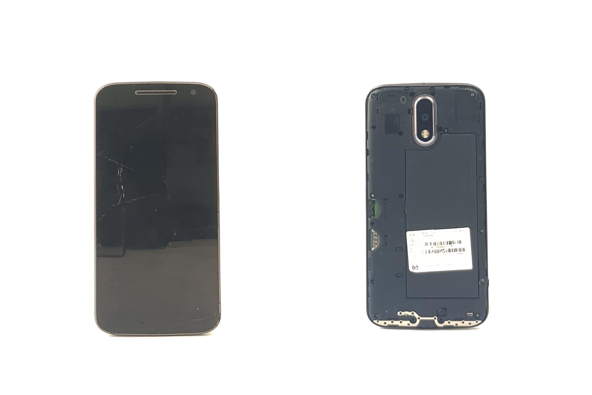 Telefon Lenovo Motorola Moto G4 16GB Uszkodzony
