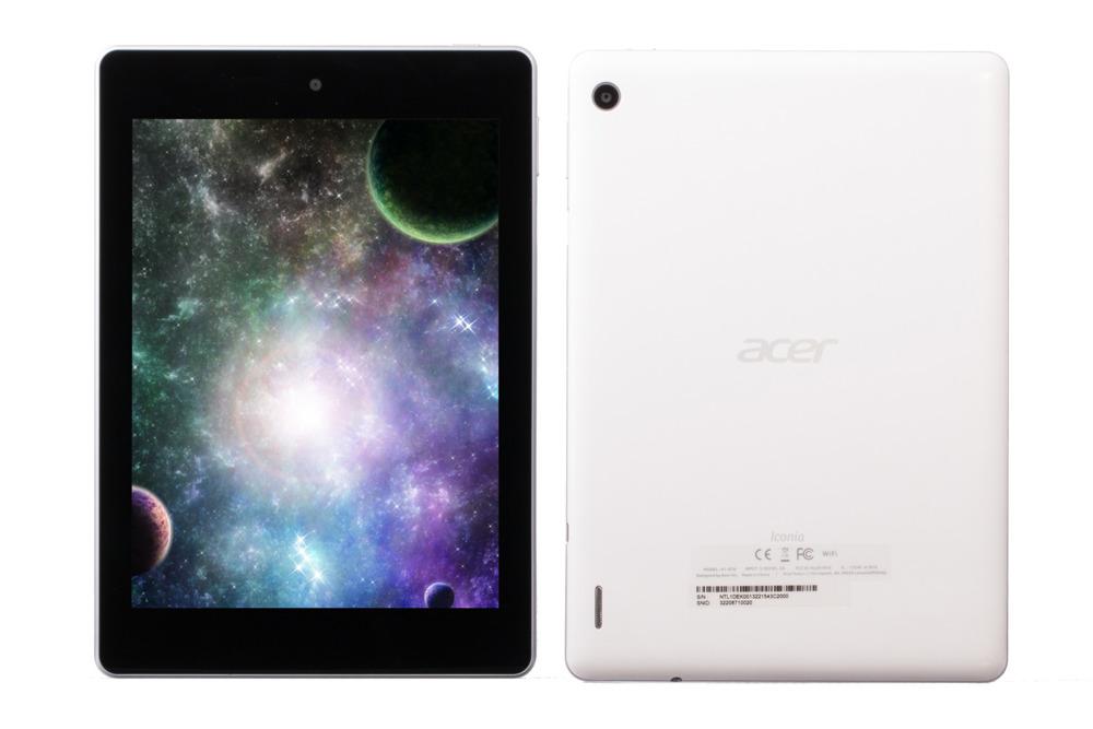 Acer Iconia A1 8GB WiFi A1-810 White Grade B Opakowanie zastępcze
