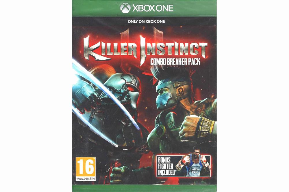 Killer Instinct Combo Breaker Pack Xbox One