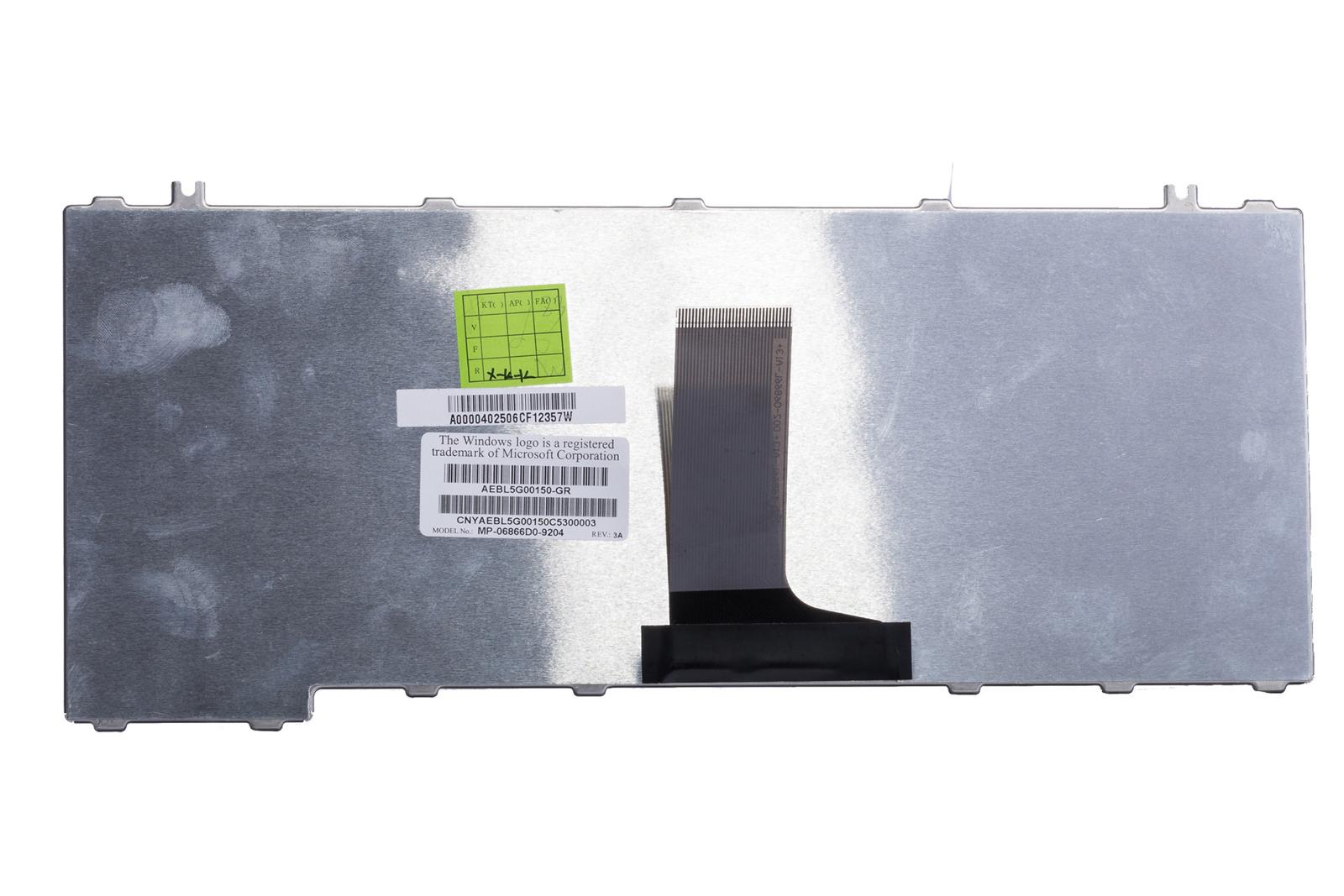 Klawiatura do laptopa Toshiba MP-06866D0-9204 (Niemiecka)