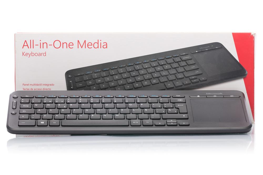 Microsoft All-in-One Media (Hiszpański)
