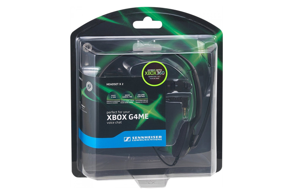 Słuchawki z mikrofonem Sennheiser Headset X2 XBOX