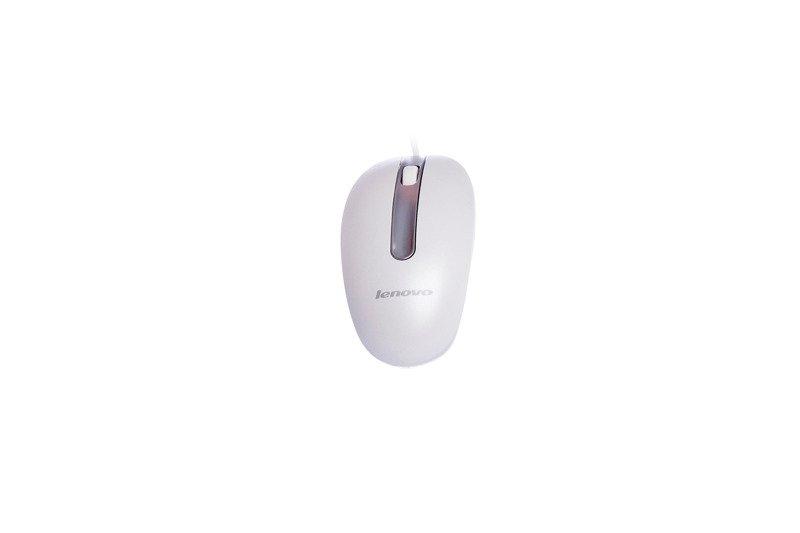 Mysz optyczna Lenovo Biała